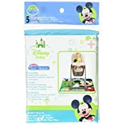 Neat Solutions Mickey Mouse Disposable Floor Topper- 5 count