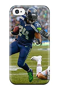 Iphone 4/4s Case Slim [ultra Fit] Seattleeahawks Protective Case Cover