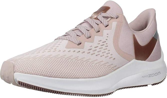 NIKE Air Zoom Winflo 6, Running Shoe para Mujer: Amazon.es: Zapatos y complementos