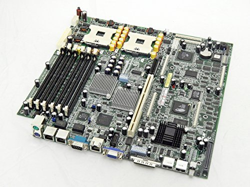 ASUS PR-DLSR Rev. 1.04A RCC GCLE Dual Socket-604 INTEL XEON DDR Extended ATX (E-ATX) Server Motherboard w/ATI RAGE-XL Video, 2 x 1000Mbps Gigabit LAN, LSI Ultra-160 SCSI (Server Motherboard Only) Ddr Eatx Motherboard