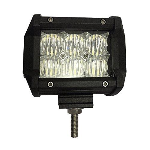 Blazer International CWL514 4″ LED Double Row Off-Road Light Bar with Flood Beam