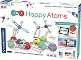 Thames & Kosmos Happy Atoms Magnetic Molecular Modeling Set And Complete Set