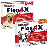 Flea4X 3pk Small 1-22lb, My Pet Supplies