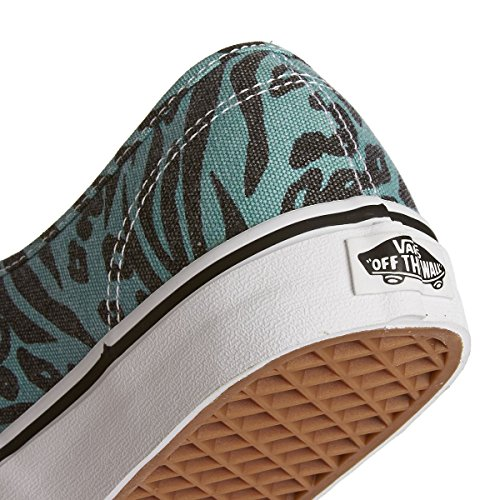U Mode Turquoise Baskets Mixte Vans Noir Adulte Authentic fSaOnxd