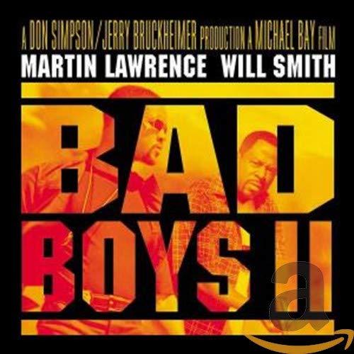 Max 45% OFF Max 53% OFF Bad Boys II Original Soundtrack