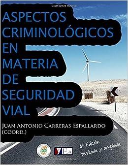Aspectos Criminológicos En Materia De Seguridad Vial por Félix Ríos Abréu epub