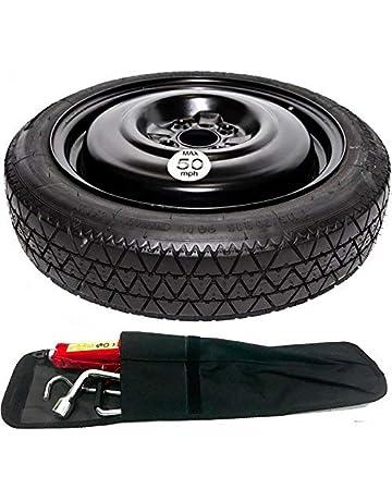 Juego de herramientas para rueda de repuesto con funda que ahorra espacio para Suzuki