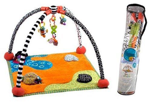 Kushies Zolo Shangrila / Portico (Kushies Baby Toys)