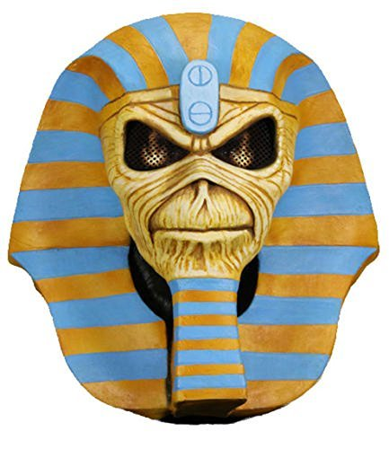 NECA IRON MAIDEN - Powerslave 30th Anniversary Latex Eddie Mask ()