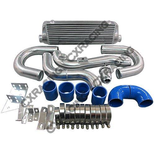 Amazon.com: Intercooler Piping Kit For 08+ Hyundai Genesis Coup GC Top Mount Turbo +BOV: Automotive