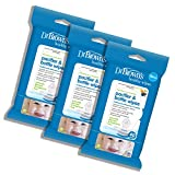 Baby : Dr. Brown's Pacifier and Bottle Wipes, 40 Count, 3-Piece