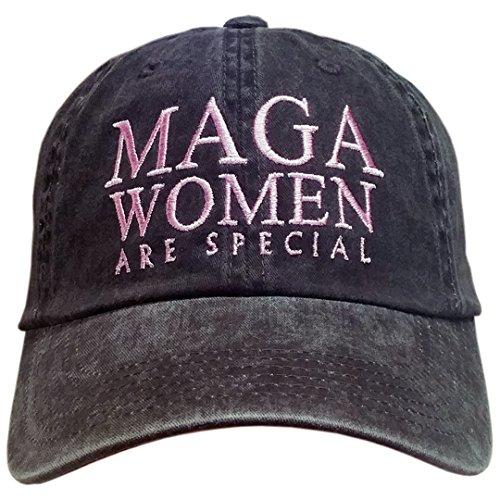 MAGA Women are Special Cap - Trump