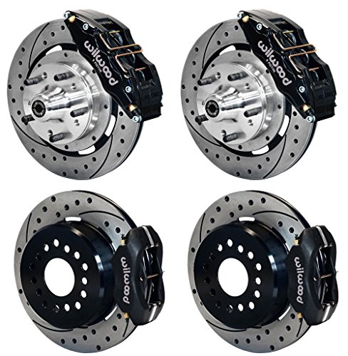 - NEW WILWOOD DISC BRAKE KIT, 12