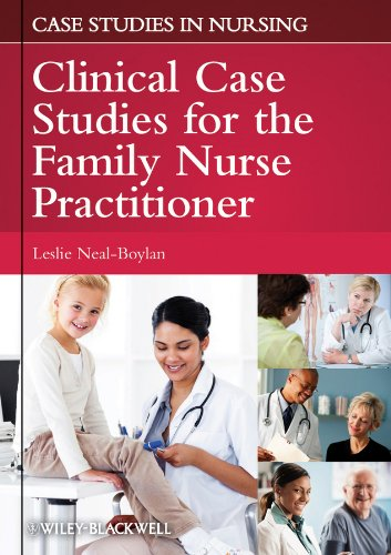 Clinical Case Studies for the Family Nurse Practitioner (Case Studies in Nursing) Pdf