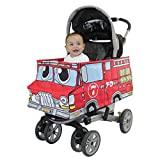 Stroller Costumes Fire Truck Turns Stroller Into A Baby - Toddler Ride On Car Toy