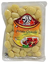 2 Lb of Imported Italian Gnocchi, 2 pack of 1.1 LB each