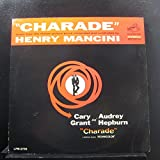 Henry Mancini Near Mint Movie Soundtrack Lp - Charade - Starring: Cary Grant & Audrey Hepburn - RCA Victor Records 1963