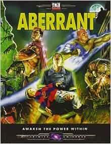 Aberrant: Awaken the Power Within (Part Two of the Trinity