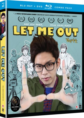 Let Me Out (Blu-ray/DVD Combo)