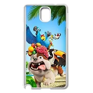 Samsung Galaxy Note 3 Cell Phone Case White Rio 009 OQ7615741