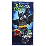 Lego Batman, No Way Brozay Beach Towel