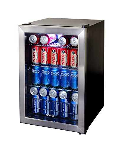 NewAir AB 850 84 Can Beverage Cooler