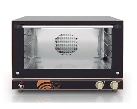 Horno de aire pulsado-L760 x P800 x 545 mm, FM: Amazon.es