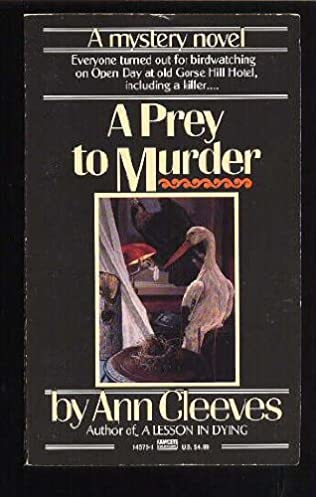 book cover of A Prey To Murder