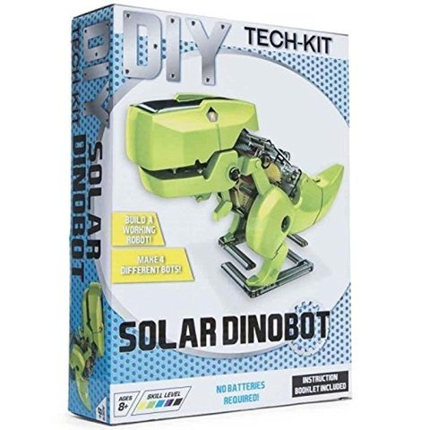 Diy Nativity Costumes (DIY SOLAR DINOBOT BUILD A WORKING ROBOT NO BATTERIES REQUIRED RUNS ON SOLAR POWER MAKE 4 DIFFERENT ROBOTS)