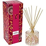 Thymes Indigenous Reed Diffuser, Oolong Cassis