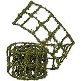 6' Moss Garland/Ribbon