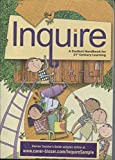 img - for Inquire - A Student Handbook for 21st Century Learning - Elementary Edition (Grades 4-5) book / textbook / text book