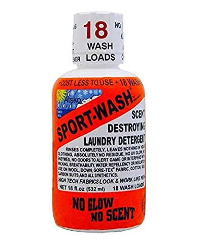 Sport Wash Bottle