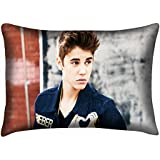 Onelee(TM) - Custom Justin Bieber Pillowcase Standard Size 20x30(one side)