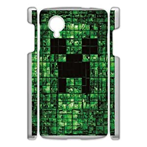 Google Nexus 5 Phone Case Minecraft NZX4288