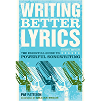 Writing Better Lyrics (English Edition)