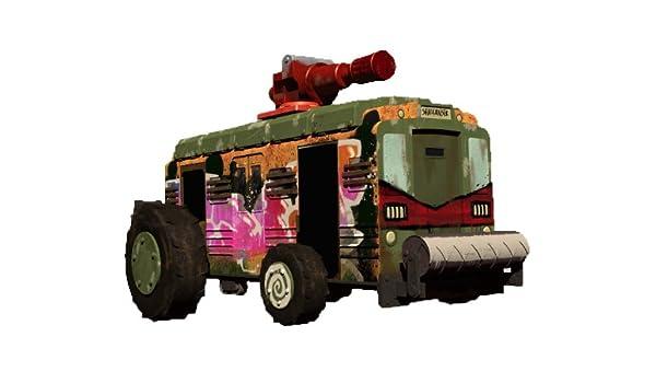Penn-Plax Teenage Mutant Ninja Turtles Shellraiser Van ...