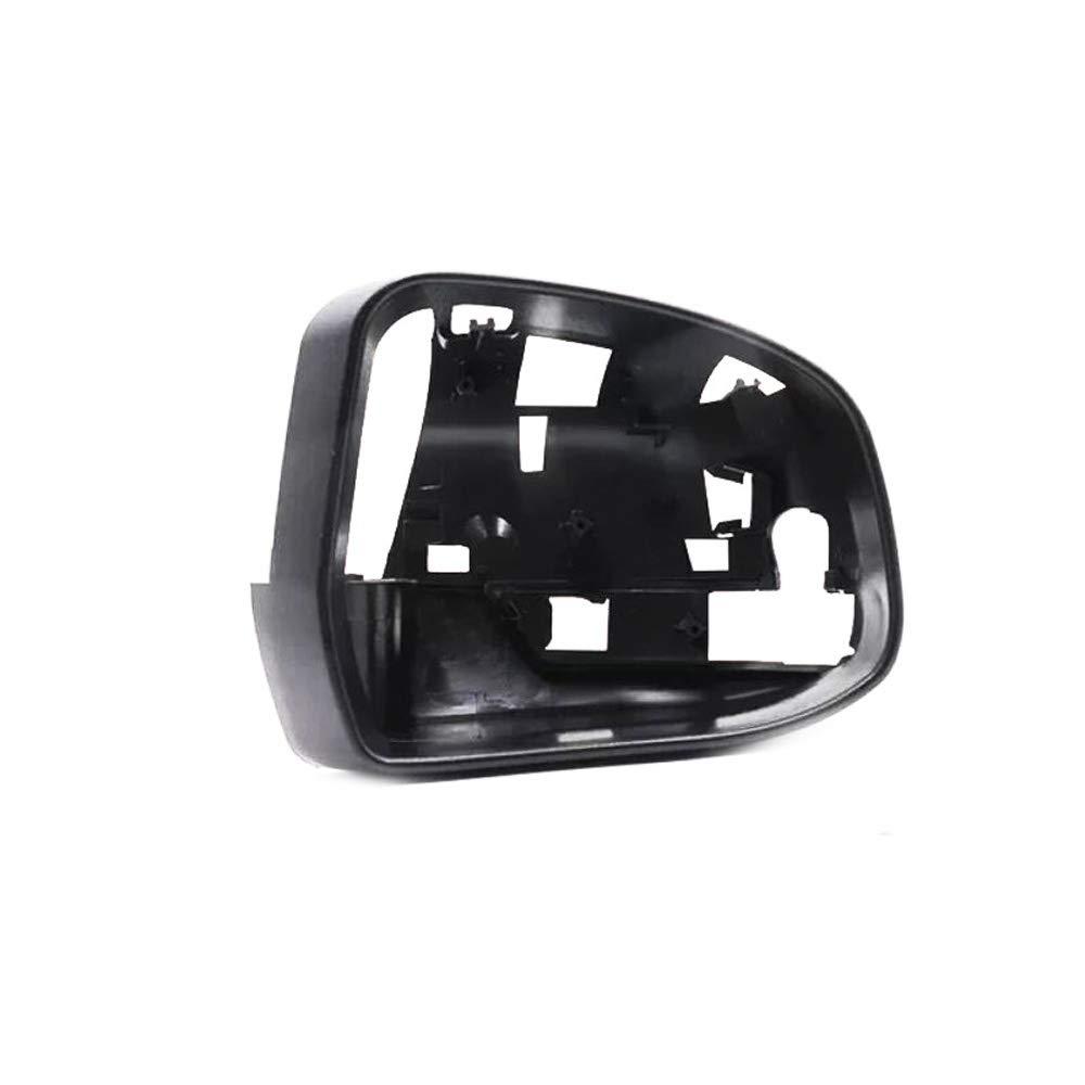 Espejos Retrovisores Cubiertas de Repuesto Ala Espejo Cubre el Reemplazo se ajusta para Focus 3 mk3 2012-2017 Cubierta de espejo retrovisor para derecho