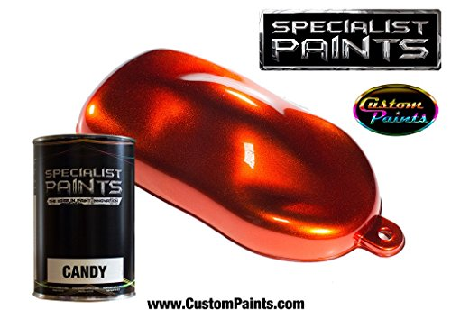 Candy Paint Orange - Quart