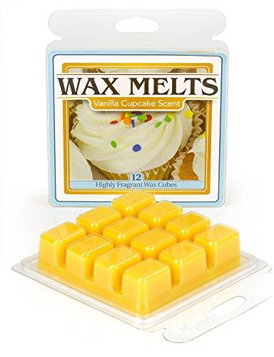 Wax Melt Cubes, 2 Pack of 12 Wax Cubes Each