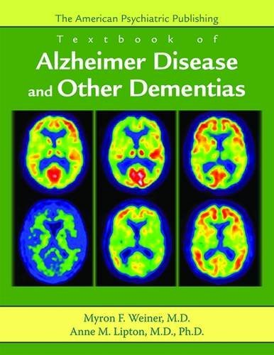 American Psychiatric Publishing Textbook of Alzheimer's Disease and Other Dementias: The App Textbook of Geriatric Psychiatry Diagnostic Issues in Dementia