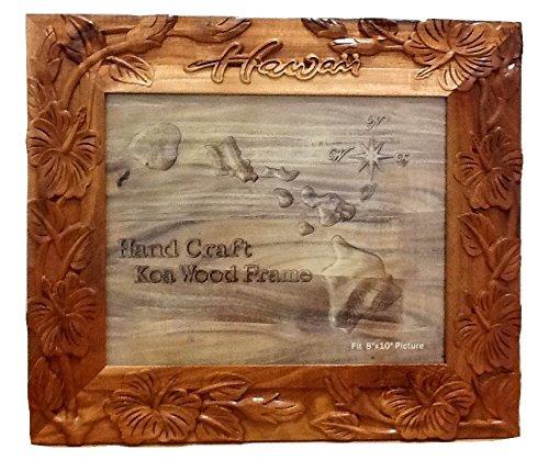 Handcraft Photo Frame - Koa Wood Handcrafted 8