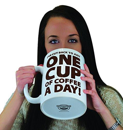 BigMouth Inc One Coffee Gigantic