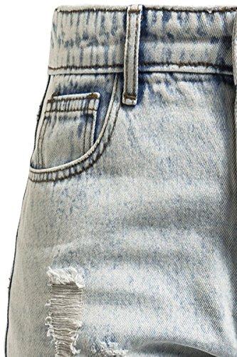 Jeans Azul Mujer Azul Victim Vaqueros Boyfriend Claro Fashion Claro Ew0qHTnw