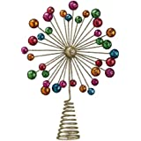 11.5 Inch Starburst Christmas Tree Topper
