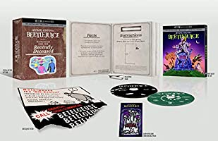 Beetlejuice Giftset (Amazon/4K Ultra HD + Blu-ray + Digital)