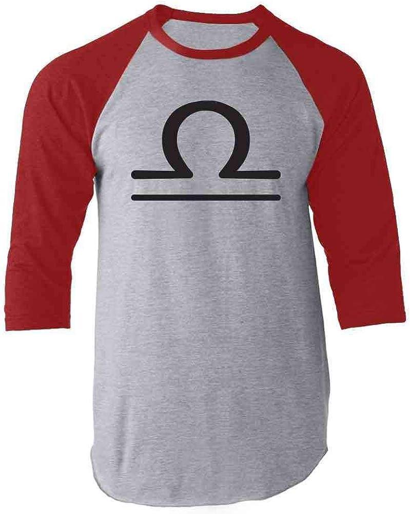 FerociTees Libra Pride Astrology Zodiac Sign Crewneck Sweatshirt