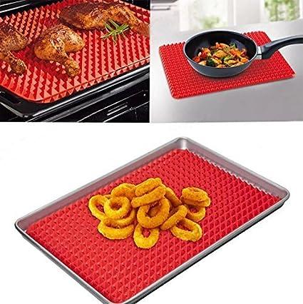 Pirámide de silicona alfombrilla para horno de cocina cookware company – Molde Accesorios de cocina,