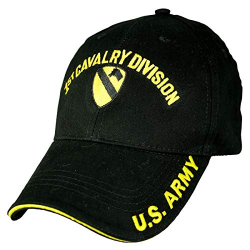 Military Productions 1st Cavalry Division Low Profile Cap