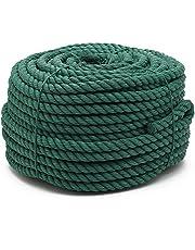 Flandria 23027 touw PP Ø 15 mm x 60 m, groen